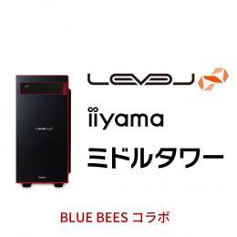 LEVEL-R059-117K-VAX-BLUE BEES [Windows 10 Home]