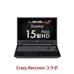 LEVEL-15FR103-i7-TOXX-CR [Windows 10 Home]