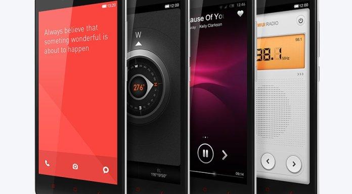 Xiaomi Redmi Note 4G goes on sale beginning December 30