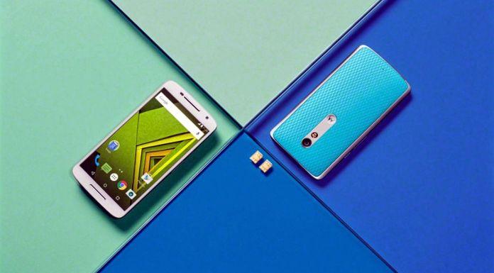 Motorola Moto X Play
