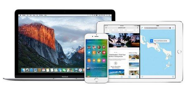 Apple iOS 9.2 software update