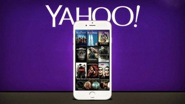 New Yahoo Video Guide app