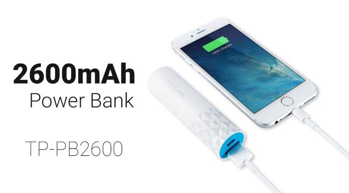TP-PB2600 Power Bank