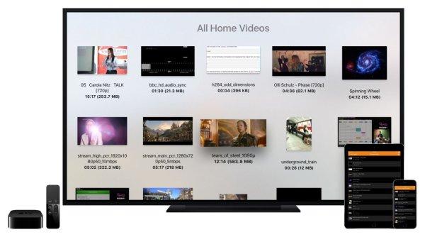 VLC Media Player for Apple TV