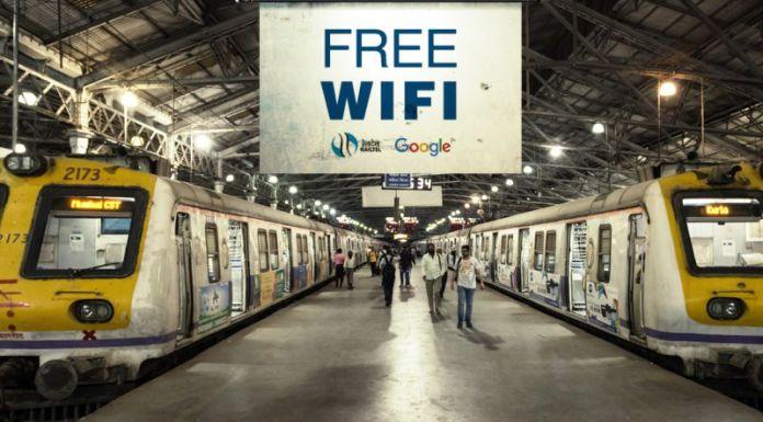 free Wi-Fi service at Mumbai Central