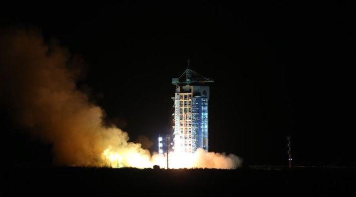 SJ-10 Satellite