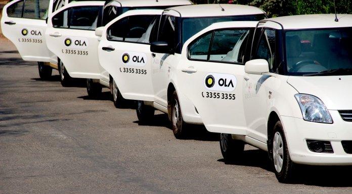 Ola Cabs flood relief