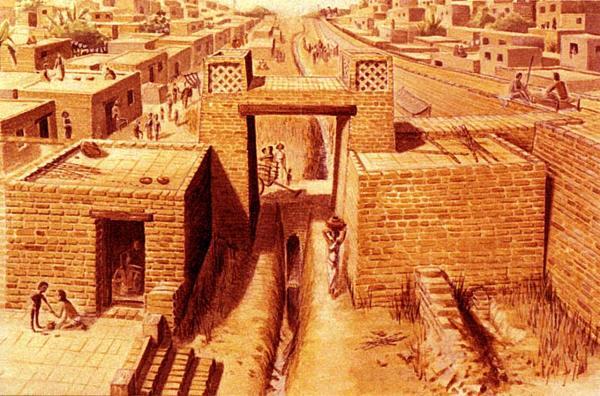 Harappan civilization older than 8000 year