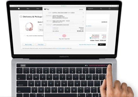 MacBook Pro image leak