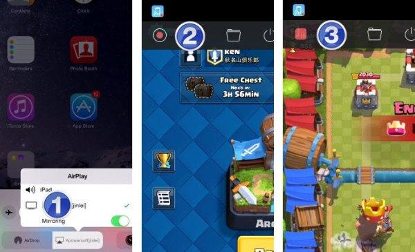 iPhone Screen Recorder App