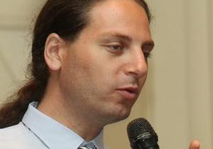 """עו""""ד יהונתן קלינגר, מומחה לדיני אינטרנט. צילום: קובי קנטור"""