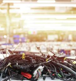 automotive wiring harness precision cable assemblies [ 1920 x 1282 Pixel ]