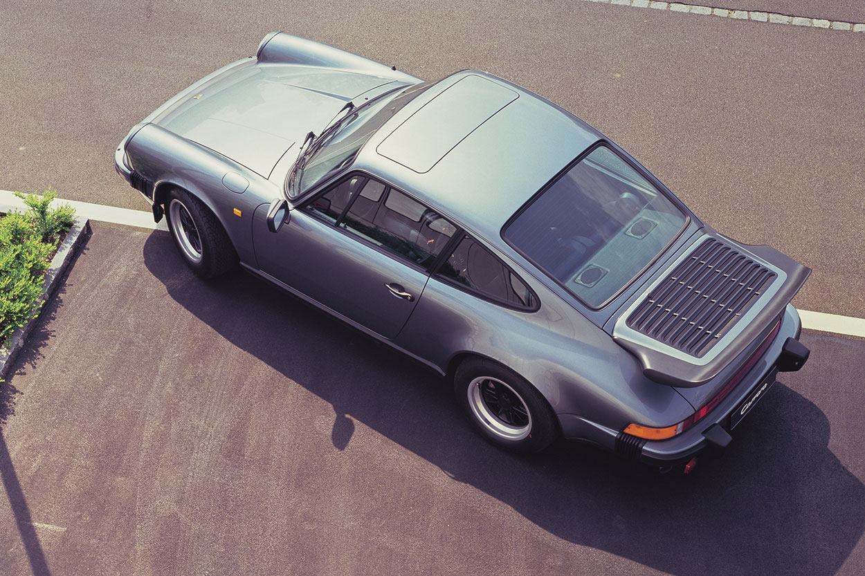 hight resolution of model guide 1984 1989 porsche 911 carrera