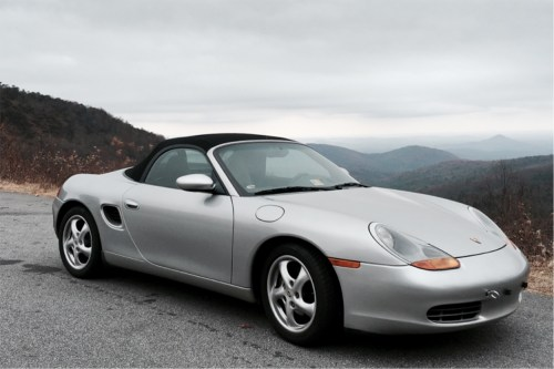 small resolution of driven racing oil s porsche boxster project is rolling test bed for oil development
