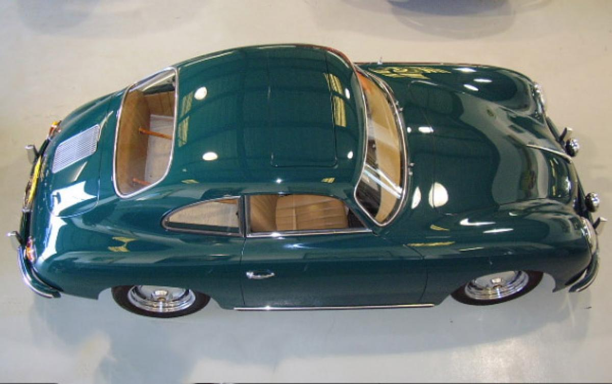 small resolution of model guide 356 the simple porsche