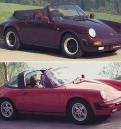 above 1984 porsche 911 carrera cabriolet top and targa  [ 1250 x 925 Pixel ]