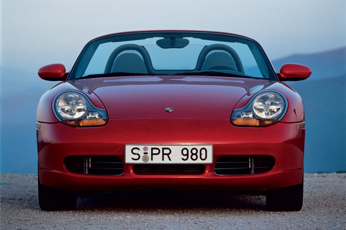 Why the 986 Boxster is a Porsche that we should all be shopping for