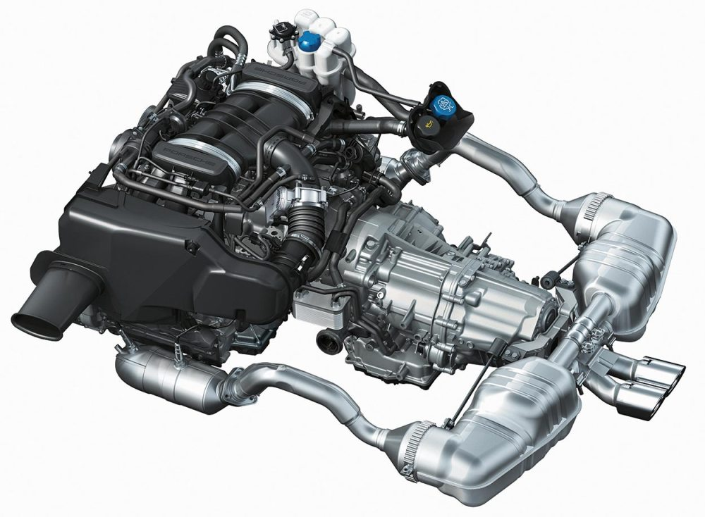 medium resolution of above 9a1 engine from a 2009 boxster s or cayman s