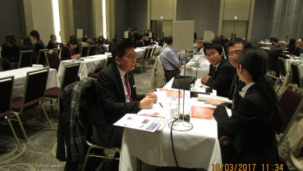 PCAAE gets exposure in 'Meet Japan' convention trade mart & study tour program