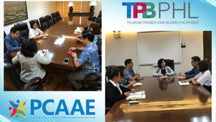 PCAAE, TPB explore further collaboration