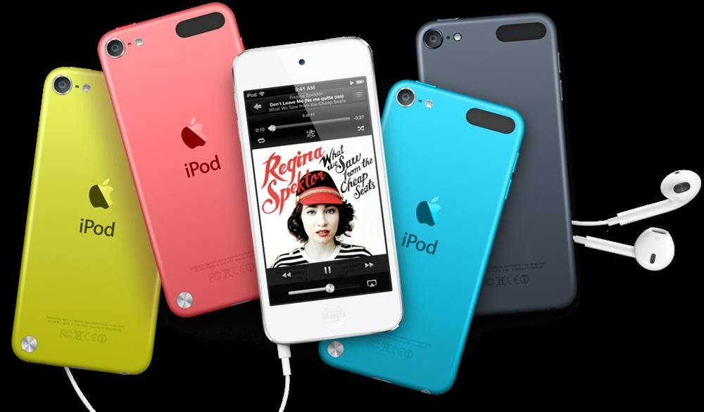 iPod touch renovado