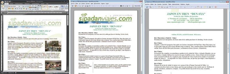openoffice vs libreoffice 1 618x200 Comparativa frente a frente OpenOffice vs LibreOffice