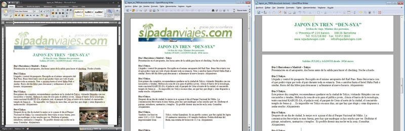 OpenOffice vs LibreOffice 1