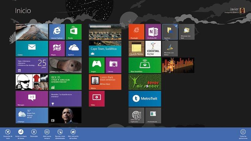 Windows 8 a la primera 9