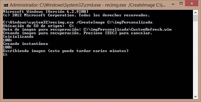 Reinstala Windows 8 3