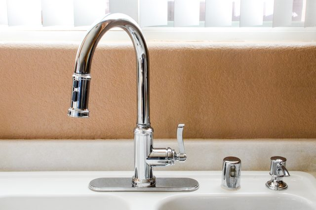 U201cWhatu0027s That Knobby Thing On Top Of The Kitchen Sink?u201d