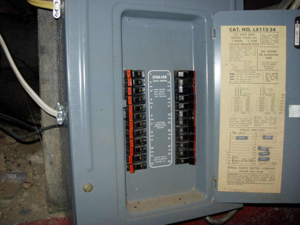 100 Old Fuse Box Spotting An Electrical Panel That Needs To Be Replaced