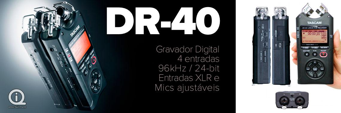 tascamdr40