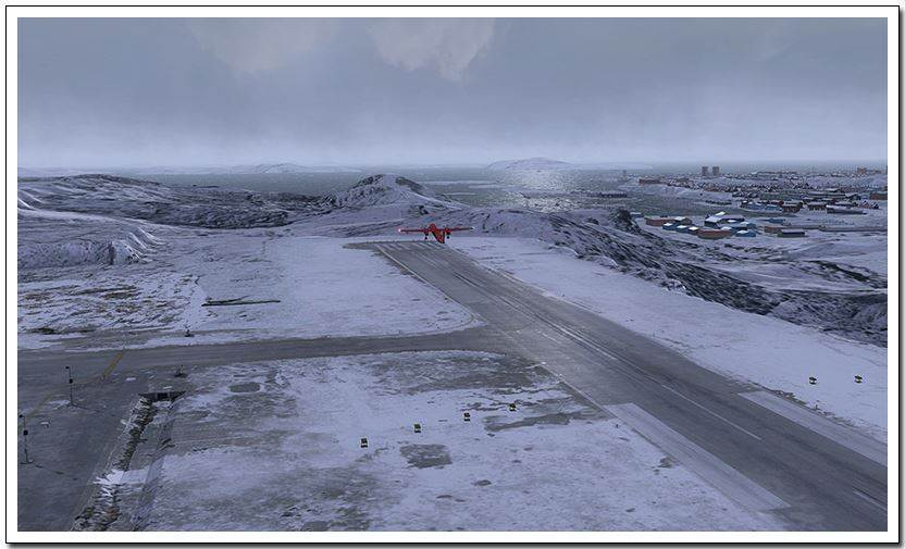 Northern Lights Airport