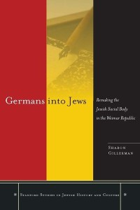 Germans into Jews cover
