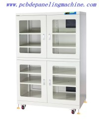 Anti Static Industrial ESD PCB Storage Cabinet Humidity ...