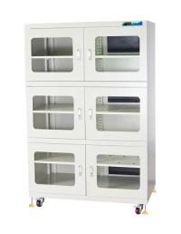 White 1250L Humidity Control Camera Storage Cabinet For ...