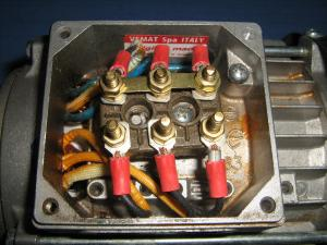 three phase star delta wiring diagram ignition wire how to check the windings of a 3-phase ac motor with an ohmmeter