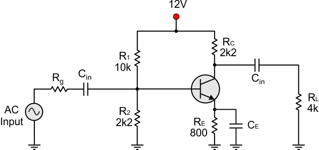 BJT Transistor theory
