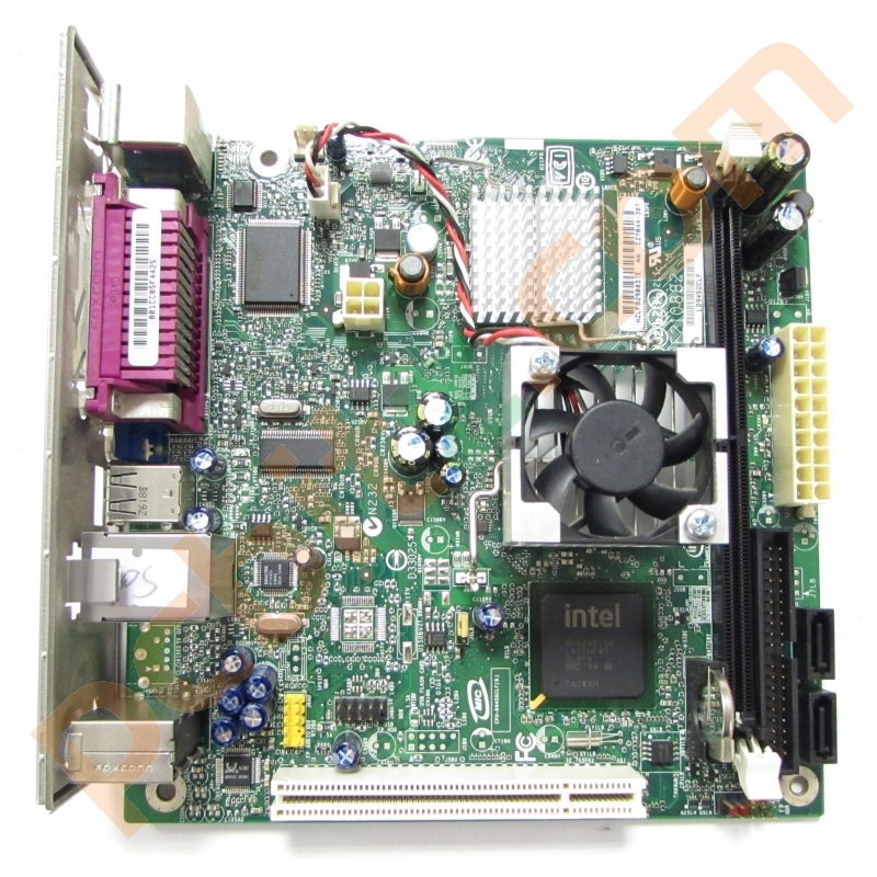 Intel LD945GCLF Motherboard + Intel Atom 1.6ghz CPU Mini ITX With BP Motherboards