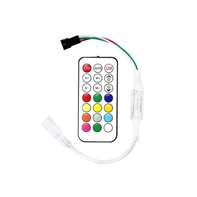 WS2812/WS2811 Mini RF Controller