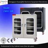 Extra Large Desiccant Dry Box Humidity Controlled Storage ...