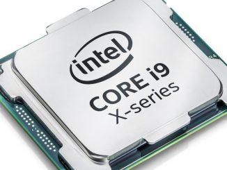Intel Core i9-9980XE i9-9990XE