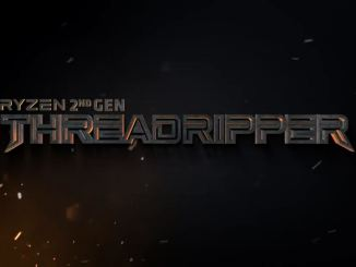 AMD Ryzen Threadripper Second Gen