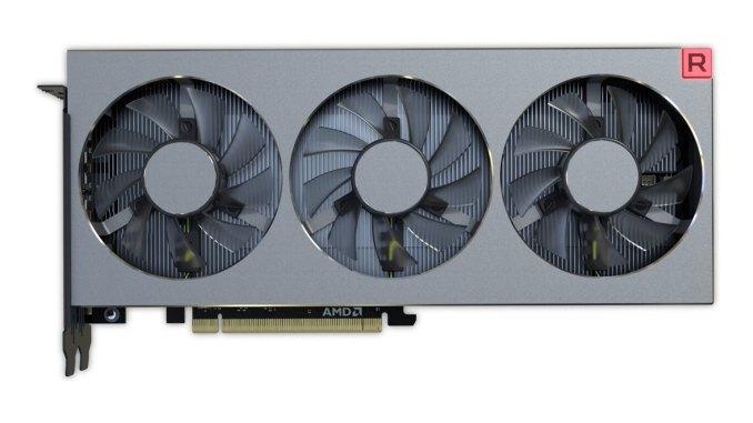 AMD Radeon Vega VII Referenz