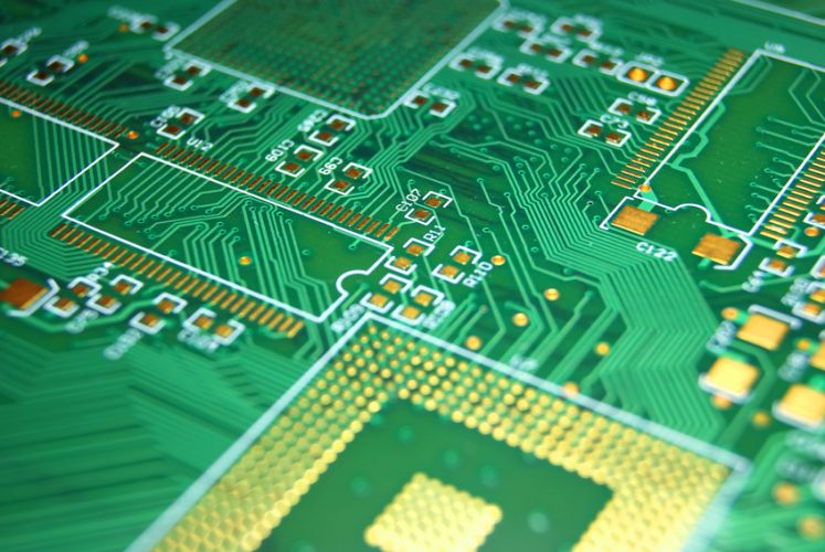 Printed Circuit Board Labels Pcb For Asset Tracking