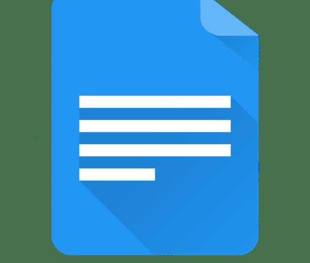 Google Docs Instructional Support At Pcc