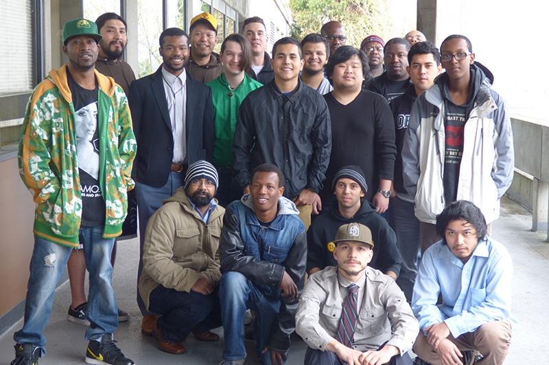 Men Of Color Leadership Program Multicultural Centers At Pcc