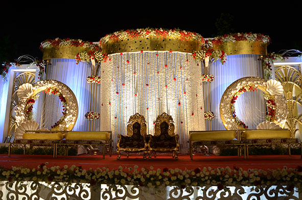 Marriage Hall in Kolkata with AC Banquet Hall and Guest Room  PC Chandra Garden