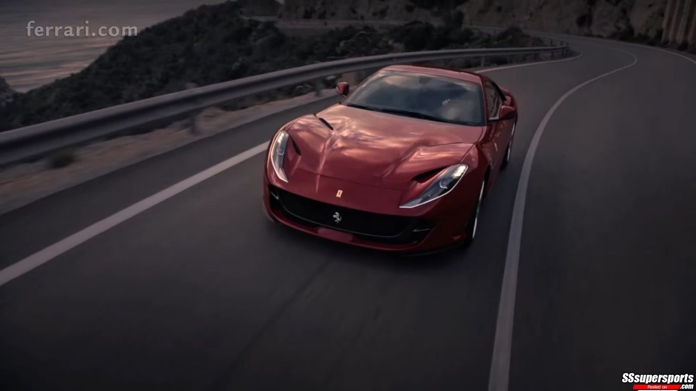 Ferrari 812 Superfast Wallpapers Yl Computing