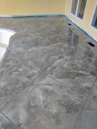 Decorative Concrete Flooring Columbus Ohio - Epoxy ...